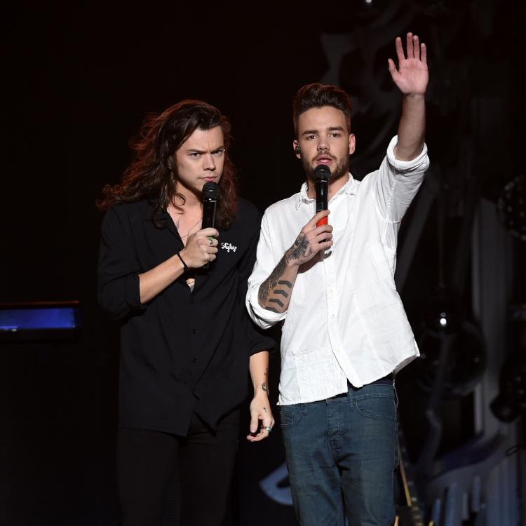 Liam Payne DEFENDS One Direction alum Harry Styles' fashion