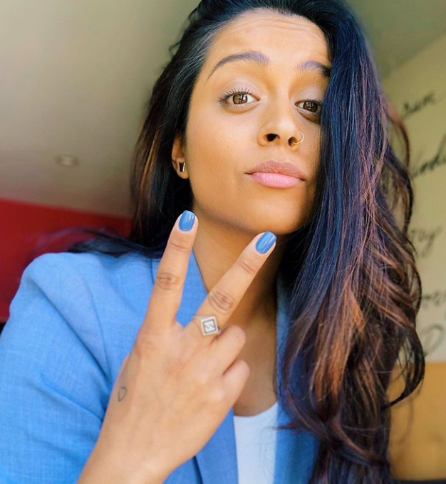 Lilly Singh aka Superwoman wants her show to be 'a ray of light and positive'