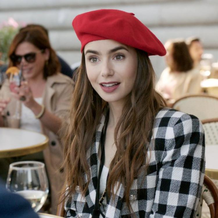 Lily Collins REVEALS her Emily in Paris character's age