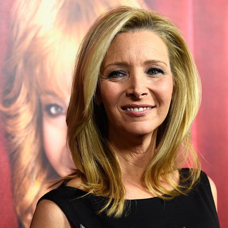 Lisa Kudrow aka Phoebe from FRIENDS promises fans a 'really fun' reunion soon