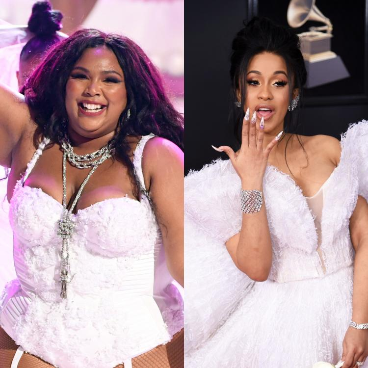 Lizzo sends Cardi B MASSIVE flower bouquet amidst divorce news from Offset; Says 'Know that you are loved'