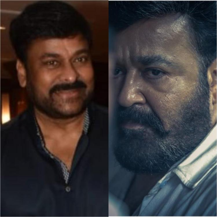 Lucifer Telugu Remake: Chiranjeevi to play Mohanlal's role from original; Saaho fame Sujeeth to helm the film