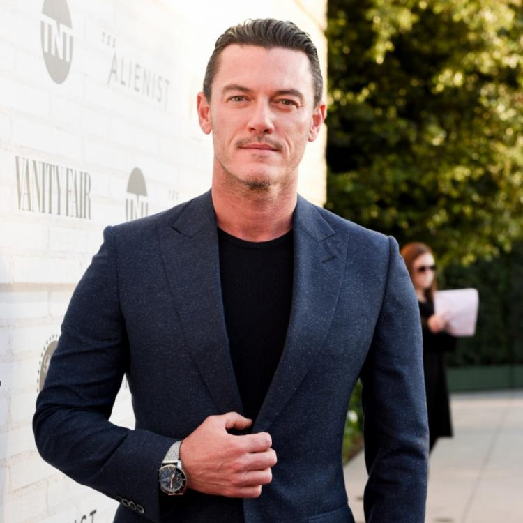 Luke Evans is most definitely down to play the next James Bond.