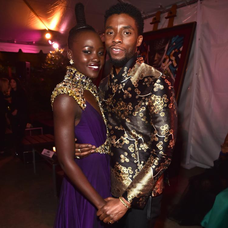 """Lupita Nyong'o confessed Chadwick Boseman's passing """"is still extremely raw"""" for her"""
