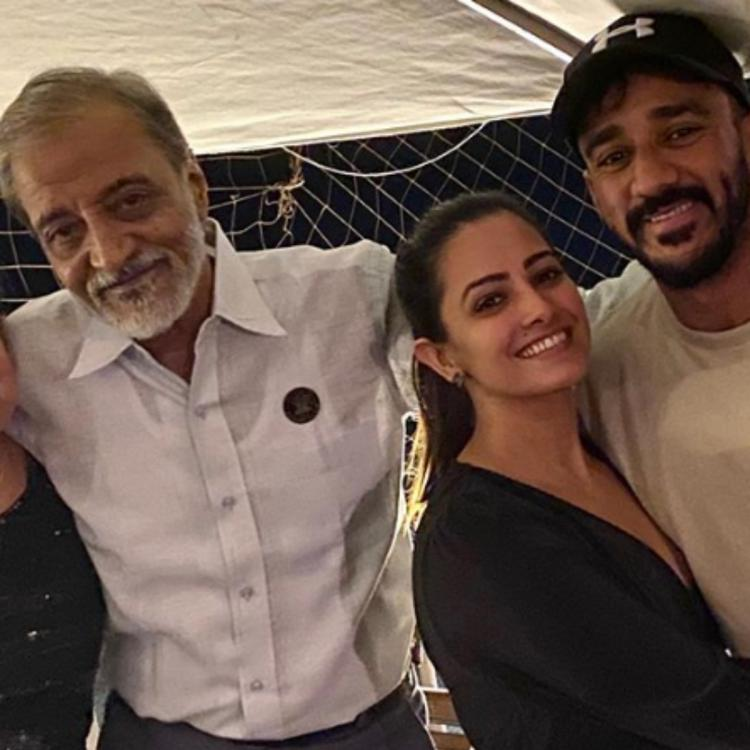 Naagin actor Anita Hassanandani pens an emotional note as her father in law passes away