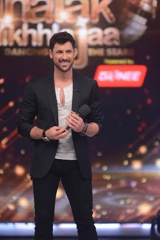 EXCLUSIVE: Maksim Chmerkovskiy talks about Madhuri Dixit, Bollywood dancing and India 7