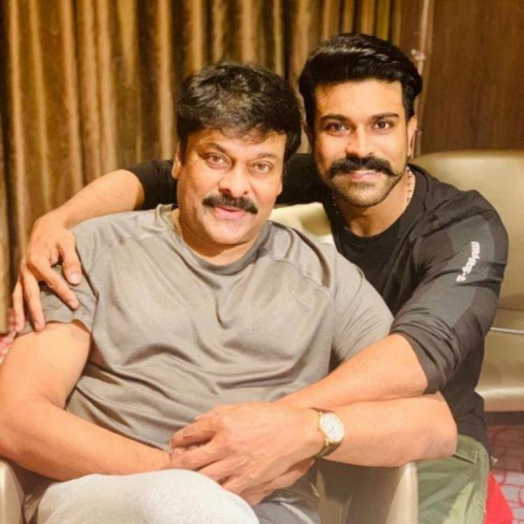 Chiranjeevi and Ram Charan not keen on resuming the shoot of Acharya any time soon?