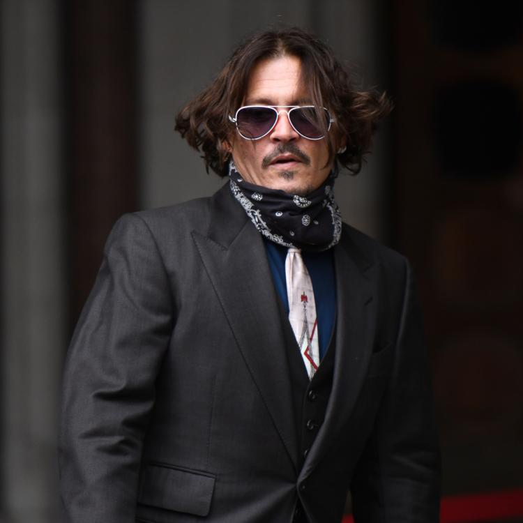 Johnny Depp testifies in court; Says former wife Amber Heard called actor James Franco a 'rapist'