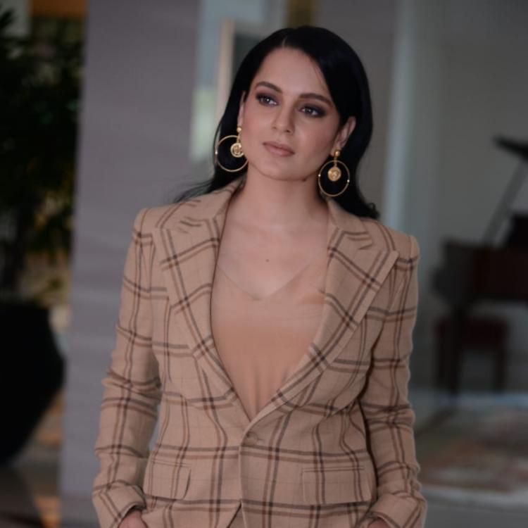 Kangana Ranaut alleges heroines are expected to behave like a wife