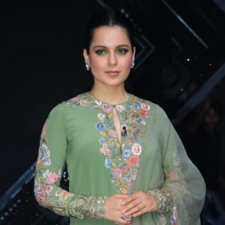 Kangana Ranaut responds to a Member of Parliament's remark about people defaming the film industry