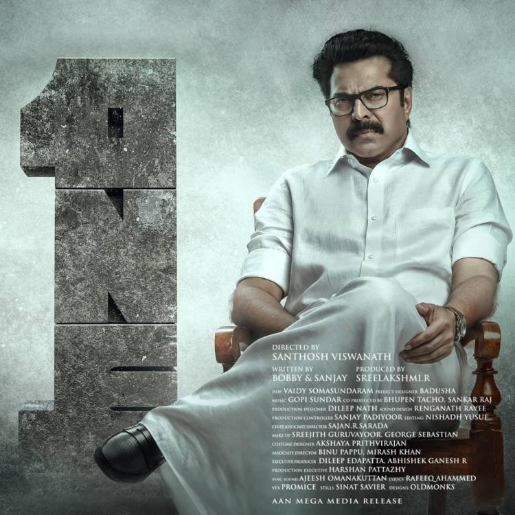Mammootty's political drama One could get delayed as director Santosh Vishwanath not keen on resuming shoot