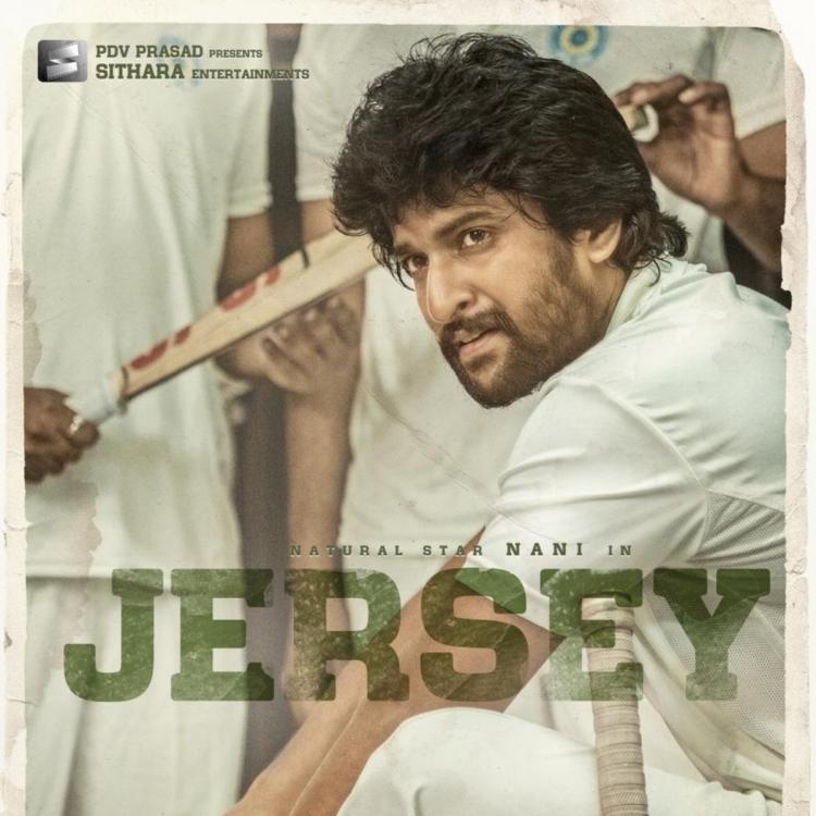 Nani starrer Jersey to be screened at the upcoming International Indian Toronto Film Festival