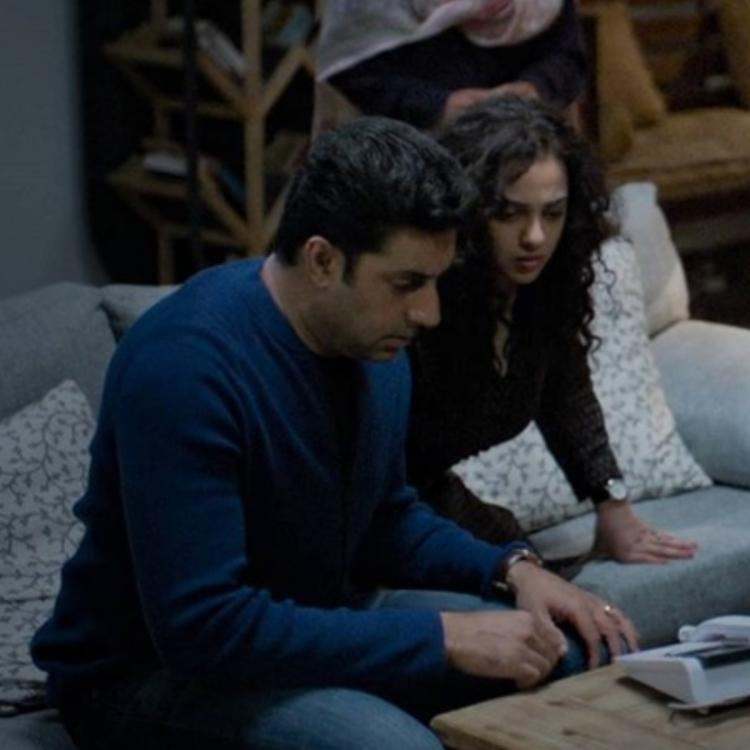 Nithya Menen shares an intriguing glimpse from her digital debut series Breathe Into The Shadows; See Pic