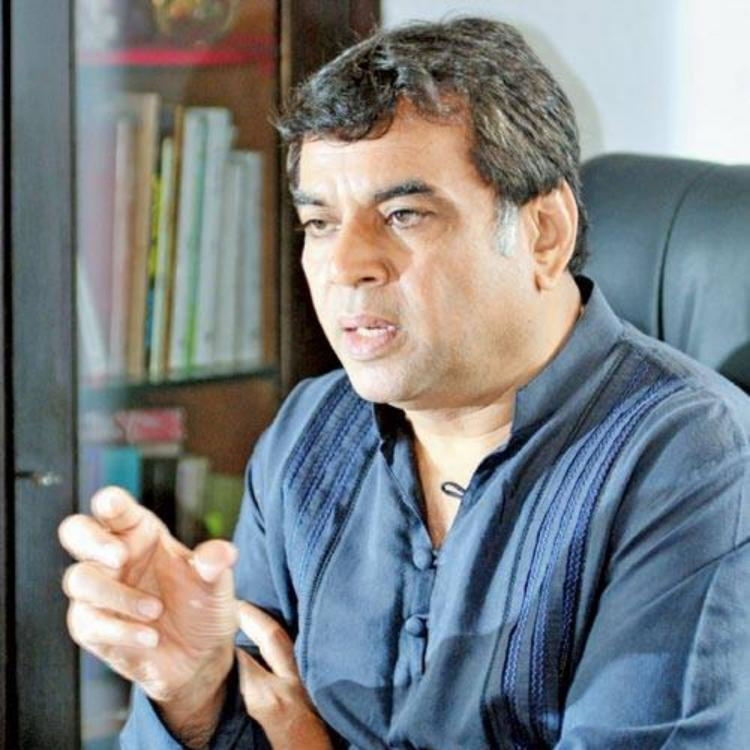 Paresh Rawal shares a post urging people to call actors as entertainers; Says police & army are real heroes