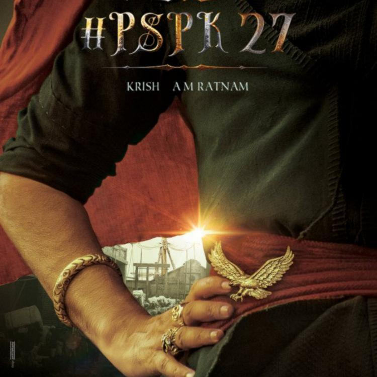 PSPK27: Director Krish wants to shoot a small portion