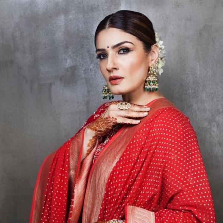 Raveena Tandon reveals she's playing a politician in Yash starrer KGF 2; Says its a powerful character