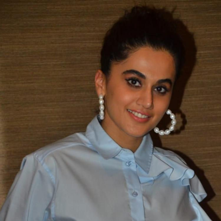 Taapsee Pannu speaks about Kangana Ranaut's remarks on Bollywood