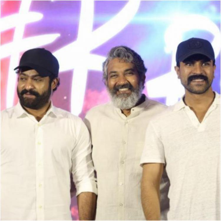 Trial shoot of SS Rajamouli's film RRR cancelled owing to rise in COVID 19 cases in Hyderabad?