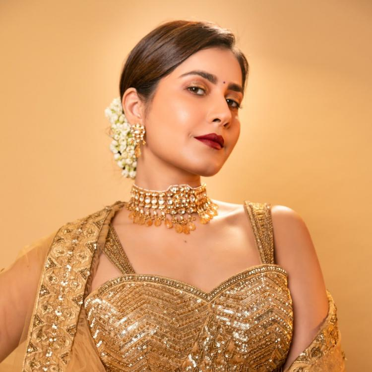 Venky Mama actress Raashi Khanna to feature in a dance number in the upcoming Ravi Teja starrer?