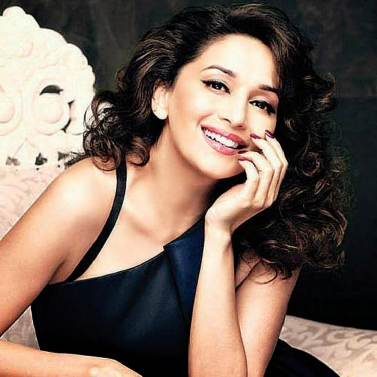 Throwback Thursday: Madhuri Dixit Nene's throwback picture will take you back to 90's | PINKVILLA