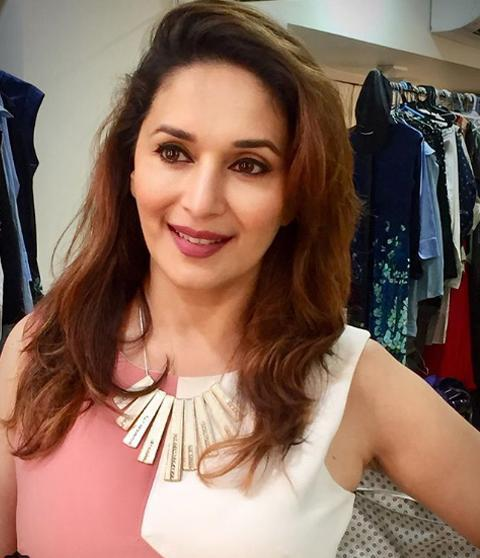 Madhuri Dixit reveals how she is spending her days during the ongoing lockdown with fans