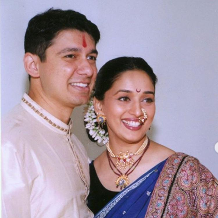 Madhuri Dixit pens special note for Shriram Nene on their 21st anniversary: Grateful to have you in my life