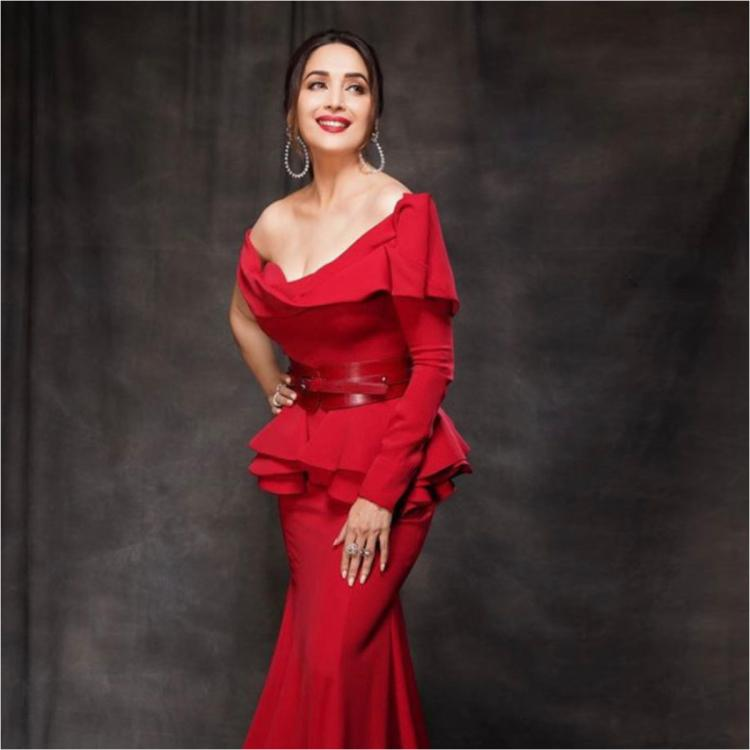 THIS is Madhuri Dixit's DIY secret to ageless skin and flawless hair