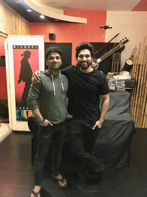 Mahesh Babu and Allu Arjun pen heartfelt wishes to music director Devi Sri Prasad on his birthday