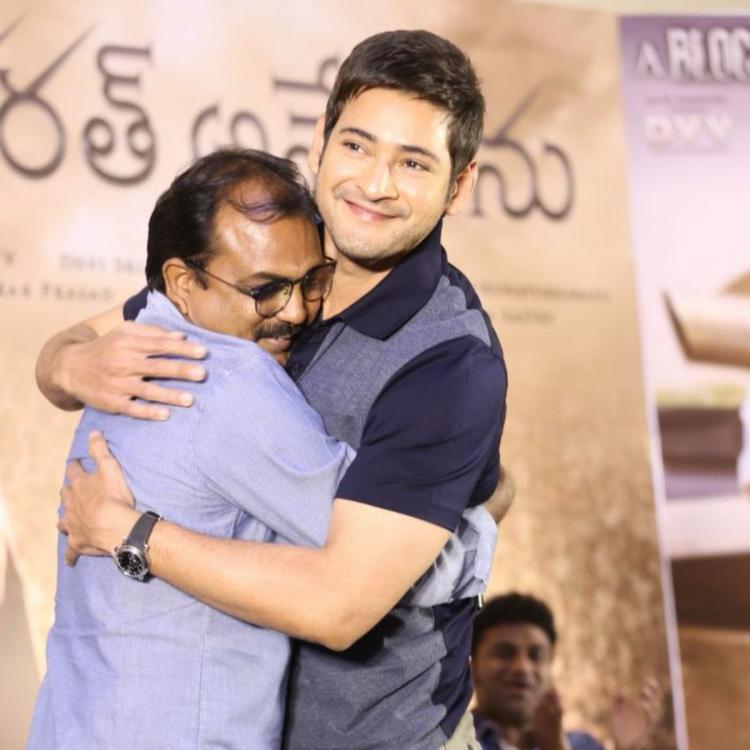 Mahesh Babu and Ram Charan share special message for director Koratala Siva on his birthday