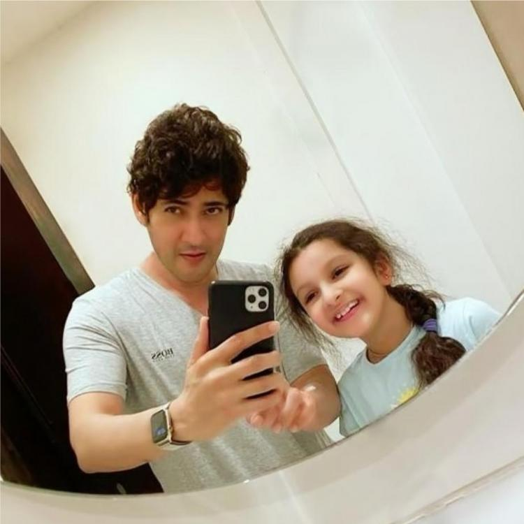 Mahesh Babu and Sitara to Yash and Ayra: Here are rare moments of South stars with their little ones; See Pics