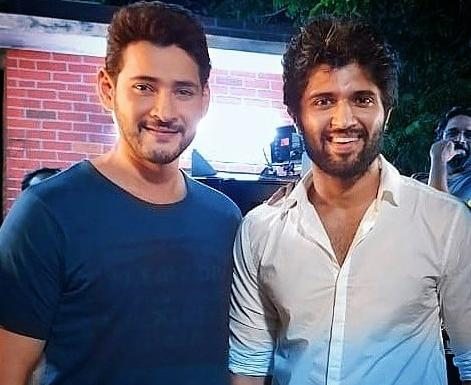Mahesh Babu comes out in support of Vijay Deverakonda; Says 'I stand by you brother'