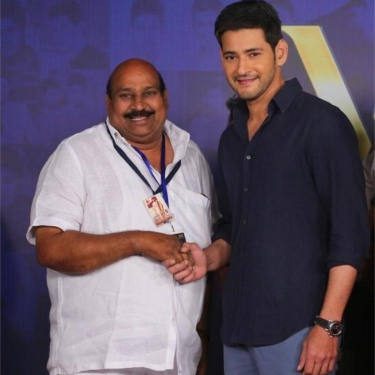 Mahesh Babu is heartbroken after his senior fan passes away; Offers condolence to his family