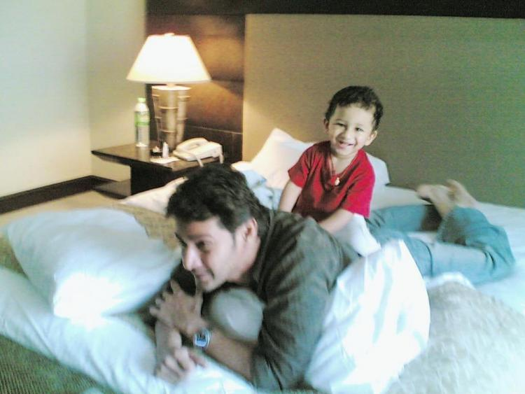 Mahesh Babu's major throwback moment with son Gautam is too adorable to miss