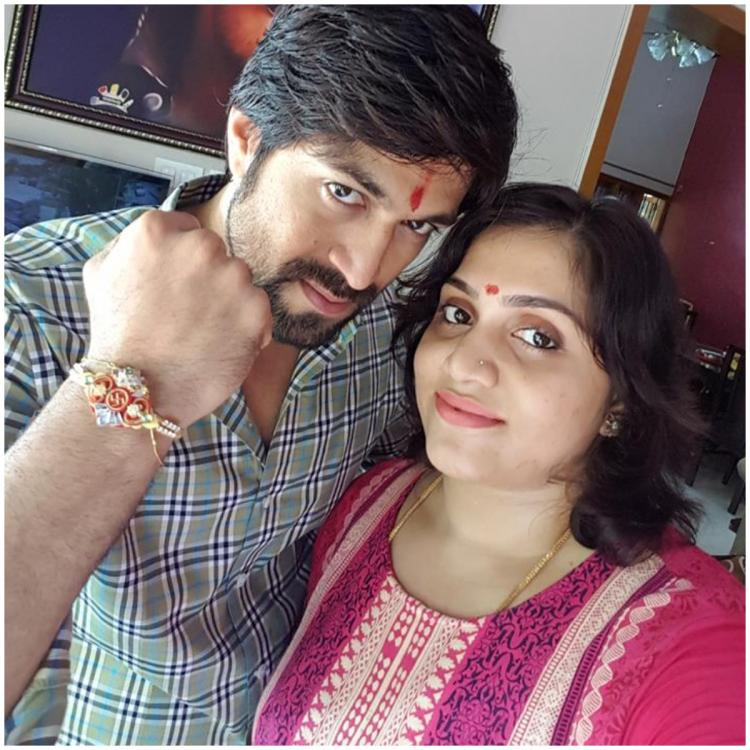 Mahesh Babu's sisters to KGF star Yash's sister: South celebs and their lesser known siblings