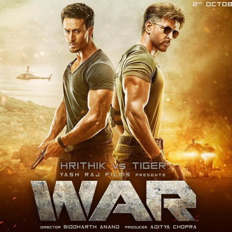 War Movie Review: Hrithik and Tiger battle it out to be patriots in the high octane thriller