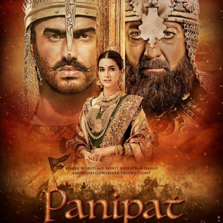 Panipat Movie Review: Arjun Kapoor and Kriti Sanon stand tall in this enthralling war drama
