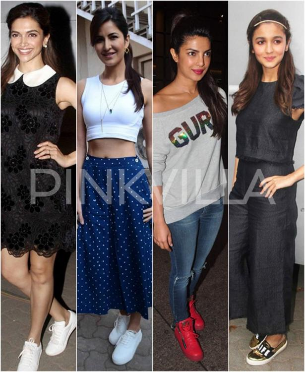 7 Bollywood Celebs Who Do Sports Luxe Really Well Pinkvilla