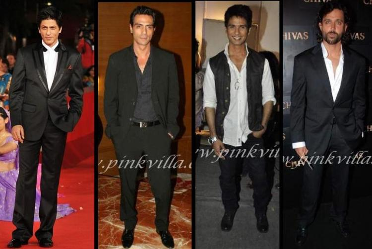 Best Dressed Male of the Year - Red Carpet Fashion Awards