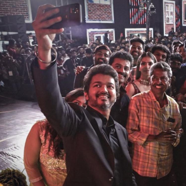 Master Audio Launch: Vijay thanks his fans; says he has a place in Vijay Sethupathi's heart during his speech
