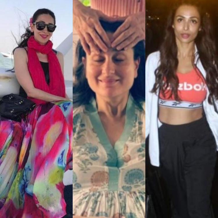 Malaika Arora, Karisma react to Kareena's photo