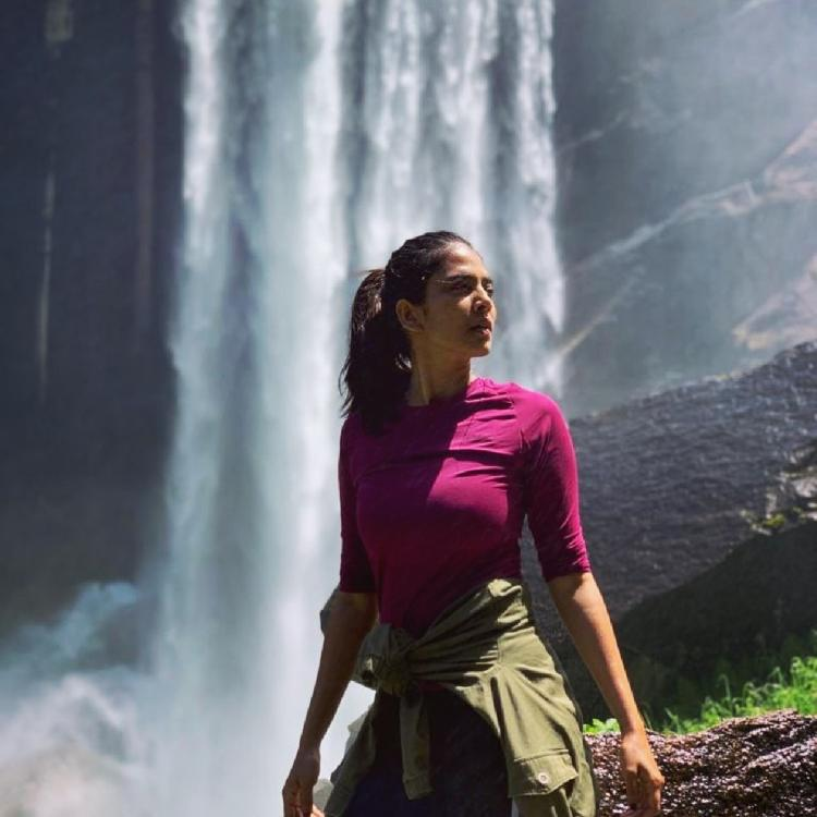 Malavika Mohanan looks ethereal in this latest uber cool photo as she explores nature