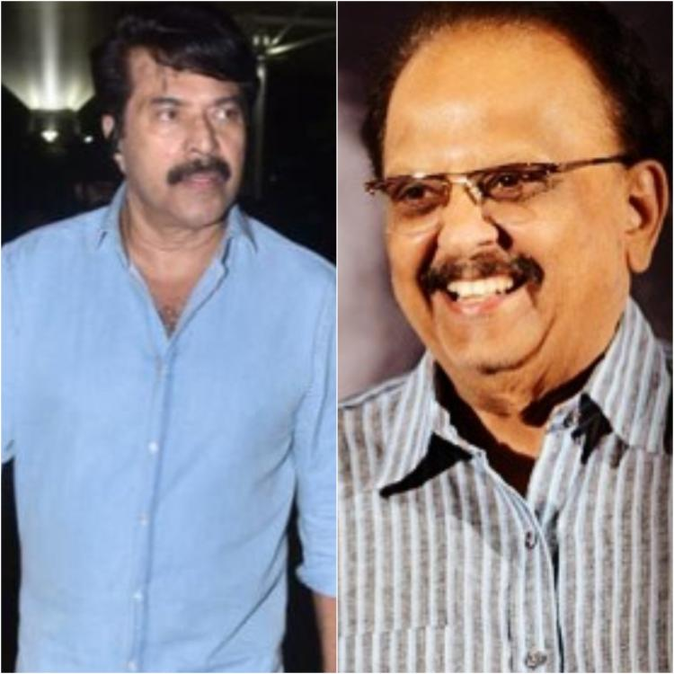 Mammootty recalls working with SP Balasubrahmanyam as he wishes for his speedy recovery
