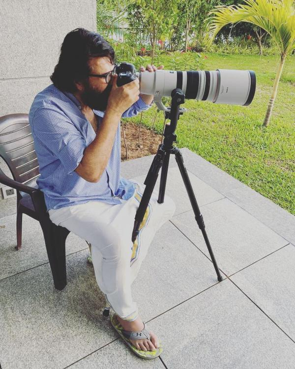 Mammootty turns photographer and the pictures he clicked will leave you amazed