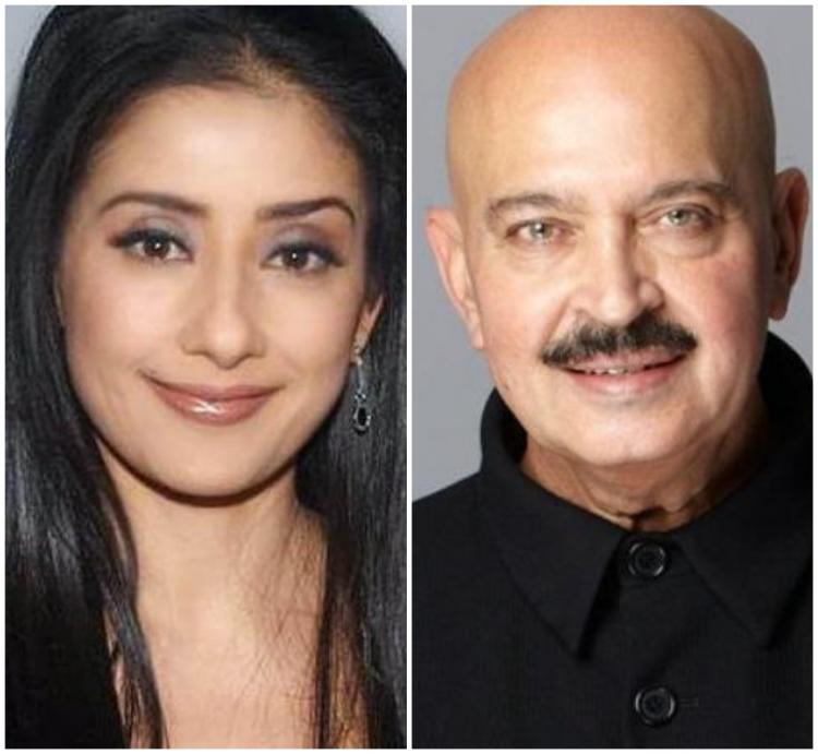 Manisha Koirala on Rakesh Roshan's throat cancer: I'm sure he will come out as a winner