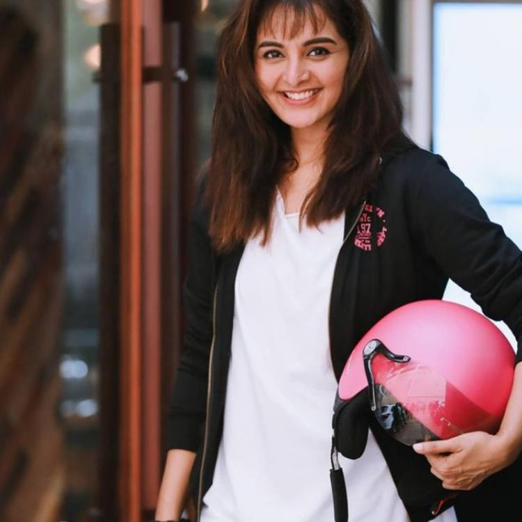 Manju Warrier's swag is unbeatable in these PHOTOS as she shares glimpses of her bike riding session