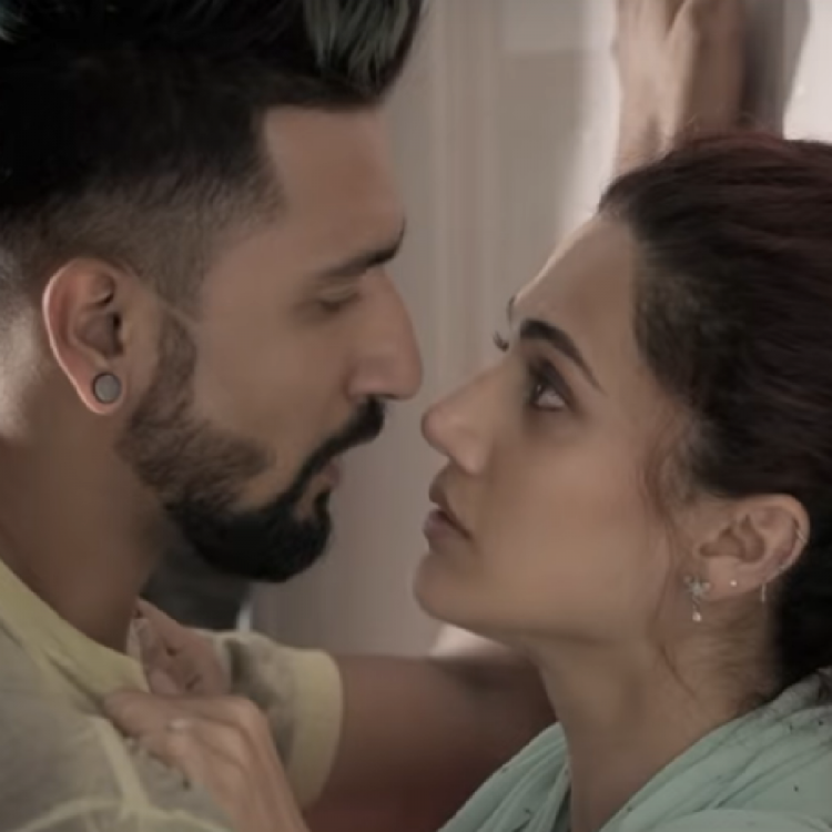 1 Year of Manmarziyaan: Vicky Kaushal & Taapsee Pannu reminisce Rumi & DJ Sands as their film completes a year