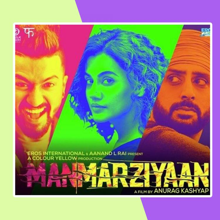 Manmarziyaan clocks 2 years: Here's why Abhishek, Taapsee and Vicky's love triangle struck the right chord