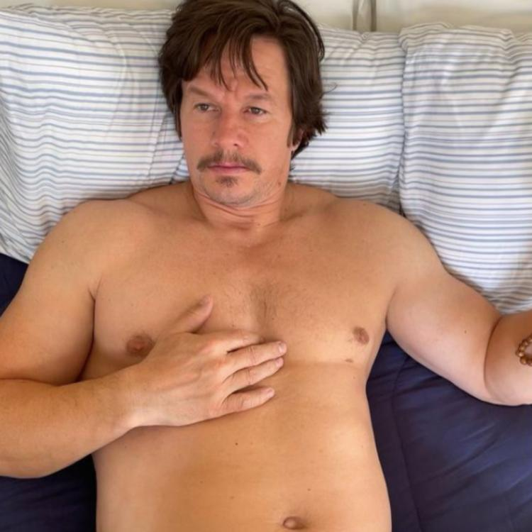 Mark Wahlberg looks UNRECOGNISABLE in new avatar