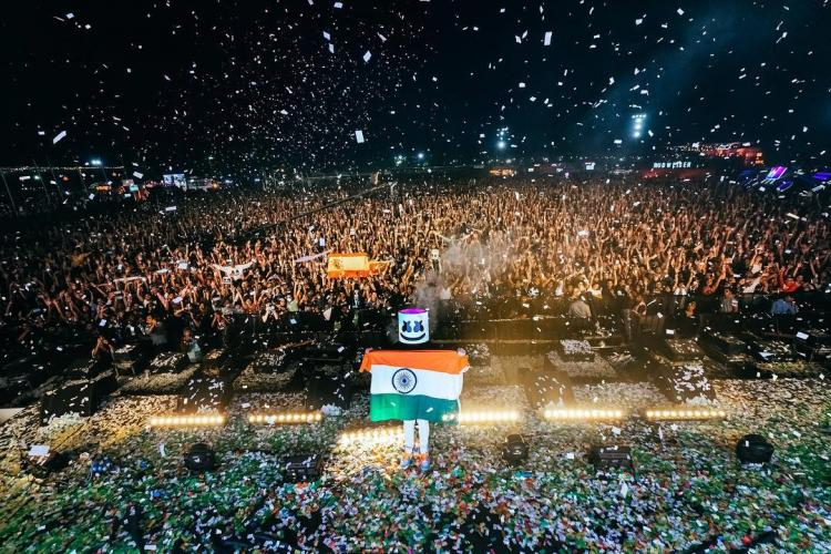 Pulwama terror attack: Right wing outfits file criminal case against organiser of DJ Marshmello's show