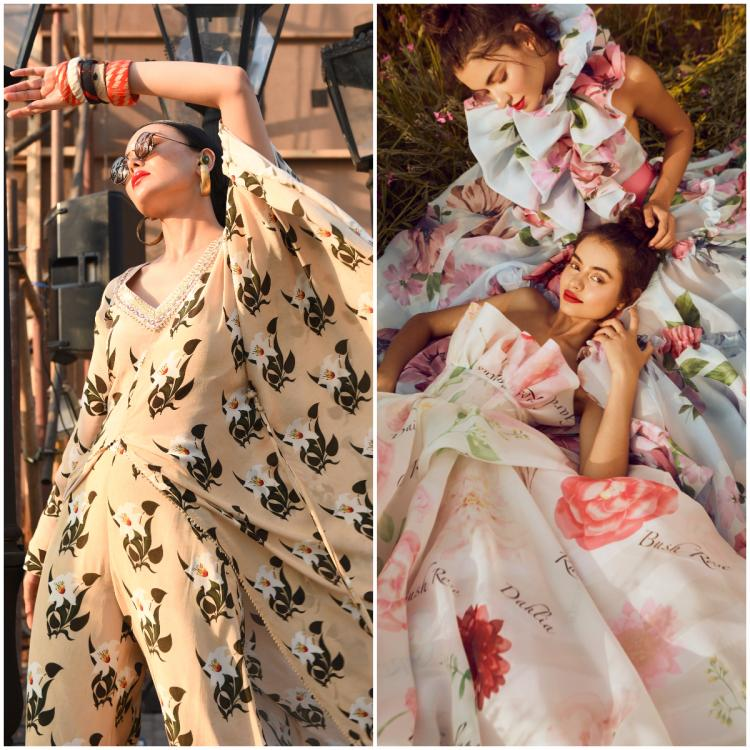 FDCI x LFW Day 3: From Masaba's drive trough show to Gauri & Nainika's summer dreams, the day was a treat